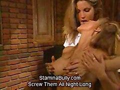 lesbian pussy blonde pornstar ass rubbing masturbation teasing kissing orgasm