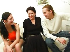 Babes Group Sex Matures
