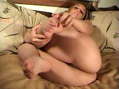 Foot Feet Jerkoff Instruction Solo BlondeSolo Other Fetish Feet Blonde