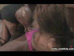 anal black ebony tranny shemale