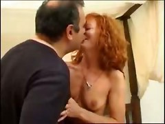 red head amateur homemade latina wife striptease ass lingerie panties rubbing stockings kissing small tits facial close up pussy blowjob handjob cumshot pussylicking fingering ass licking riding doggystyle swallow couple skinny natural tight wet