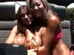 pussylicking cumshot interracial kissing rubbing doggystyle latina masturbation bikini fingering blowjob tittyfuck tight pornstar handjob big tits lesbian