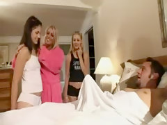 Facials Group Sex Hardcore