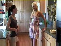 Blondes Brunettes Lesbians
