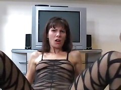 creampie cock riding lingerie blowjob