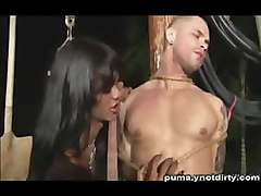 shemale blowjob domination spanking fetish