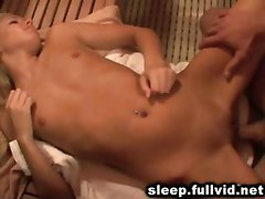 Sleeping Teenie Fucked