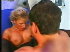 German Mom Seduced Son At His Work