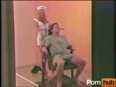 blonde nurse doctor reality lingerie teasing striptease blowjob handjob vintage retro classic pussylicking doggystyle cumshot pornstar