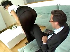 ass licking deep throat anal big dick brunette