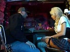 anal blonde creampie blowjob pussylicking fishnet pussyfucking