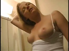 Amateur Homemade Couple Shower Blonde Hardcore Fondling Fingering StraightHardcore Amateur Home made Blonde