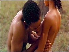 Jada Pinkett & Allen Payne Sex Scene