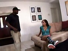 cumshot interracial blowjob doggystyle pussyfucking titfucking cockriding