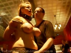 bdsm domination kinky torture bdsm bondage party public spanking orgy group sex