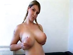 blonde petra pov pigtail busty busty chubby bigtit