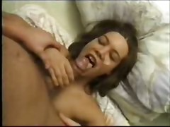 Amateur Homemade Hardcore Girlfriend Brunette Cum Cumshot Facial Handjob Swallow rough