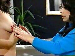 lesbian sucking milk milking lactating lactation
