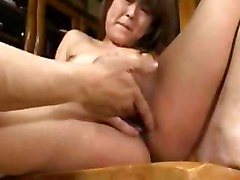 Stretching an Asian Pussy