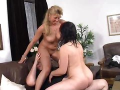 Hairy Matures Threesomes