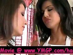 brunette dildo indian lesbian fingering