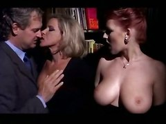 threesome blonde milf groupsex kissing red head big tits natural blowjob pov handjob tittyfuck hardcore voyeur reality riding anal doggystyle cumshot facial cum swapping groupsex orgy