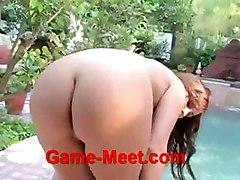 Sexy Ass Big Boobs Pussy Masturbating teen arab girl
