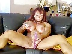 Busty Masturbation Tits