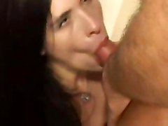 Lingerie Brunette Tight Teasing Blowjob Deepthroat Couch Face Fuck Kissing Pussy Rubbing Pussylicking Fingering Hardcore Riding Doggystyle Anal Ass To Mouth Facial Cumshot Teen
