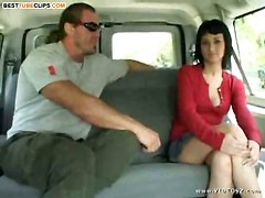 Back Seat Slut Likes It Hard!