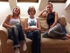 Group Sex Lesbians Sex Toys