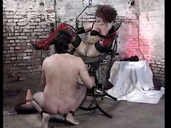 Classic German Boots Leather Anal InsertionAnal Group Sex Other Fetish Classic