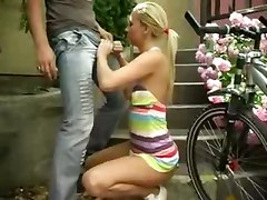 european tight teen outdoor teasing blonde kissing rubbing wet natural panties pussylicking close up fingering blowjob big dick anal riding masturbation cfnm doggystyle cumshot facial swallow public hardcore
