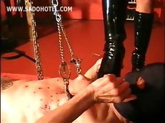 dominatrix mistress latex slave humaliliation bdsm pain bondage kick femdom