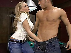 milf  mom  jeans  tall  blonde  hot  clothes off  cock ride  wife  usual place  table  sex  friends mom  hardcore  naughty america  white Julia Ann