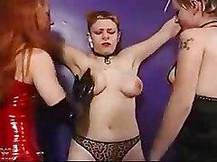 BDSM Hardcore Lesbians