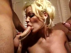 blonde mom milf big tits rubbing blowjob pussylicking fingering doggystyle fmm double vaginal ass to mouth cumshot facial double penetration anal groupsex tight pornstar vintage classic