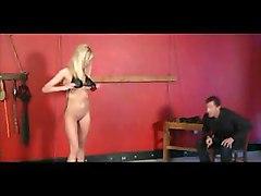bondage fetish spanking flogging babes hardcore bdsm submission domination blonde tits femsub maledom