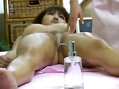 oil japanese asian small tits panties massage brunette tight rubbing amateur homemade hidden spy lesbian