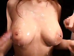 Asian Cumshots Group Sex