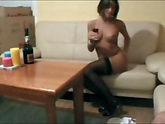 pantyhose wife homemade couple anal ass amateur