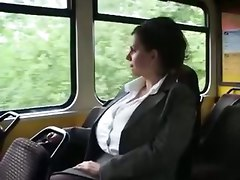 Milking In A Bus