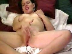 Webcam Amateur Brunette Pussyrubbing Pussy Masturbation Orgasm Solo