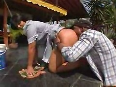 ass licking pussylicking deepthroat face fuck gagging handjob blowjob doggystyle riding interracial anal outdoor teasing reality maid brunette panties fingering cumshot facial bbw