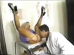 retro reality doctor office blonde tight ass licking wet doggystyle anal gaping hardcore close up riding cumshot facial big dick vintage