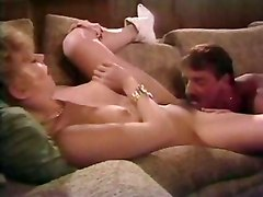 vintage pussy licking blowjob sex blonde
