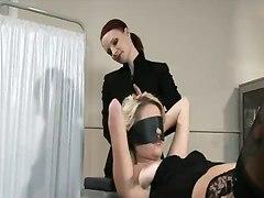 Kissy Capri Sodomized By Her Gyno Part 1