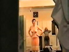 Hot Changing Room Voyeur