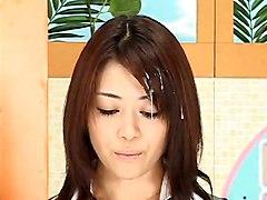 Bukkake Facials 168 Asian JapaneseCum Asian Facial