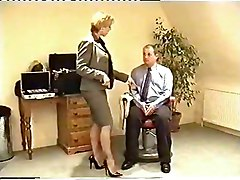Leg Mistress Crossdress FemdomCum Other Fetish Feet Spanking